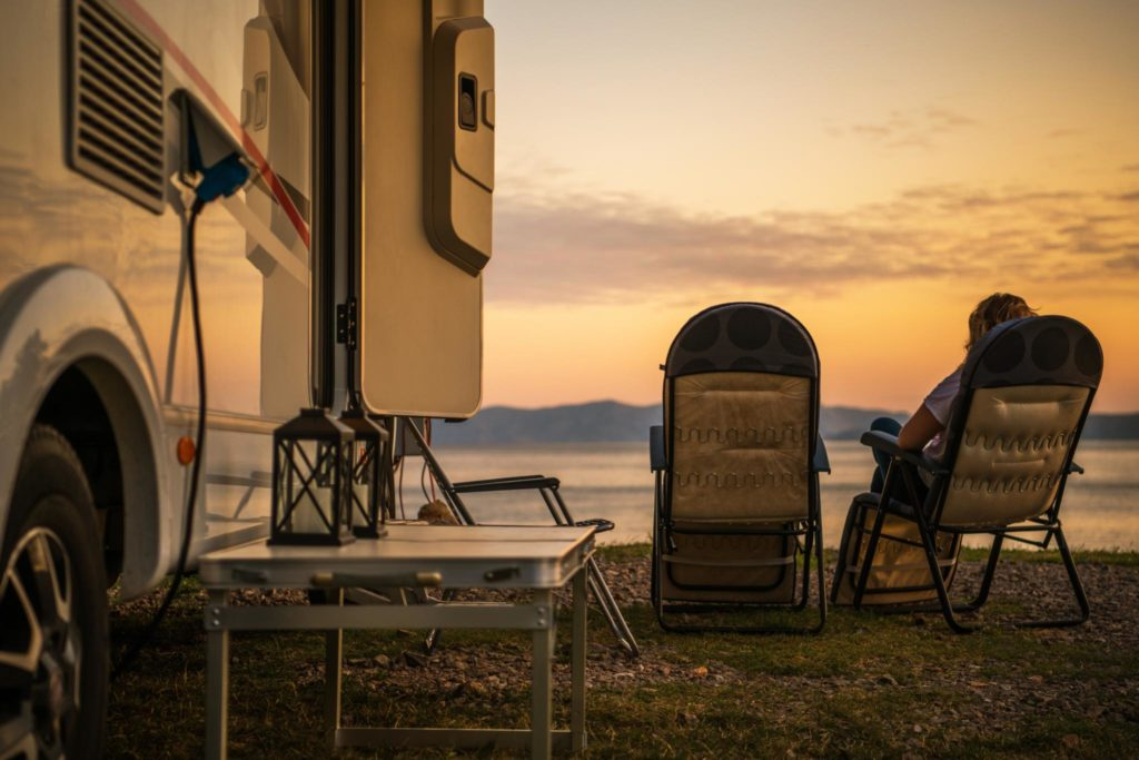 camper vacanze al mare