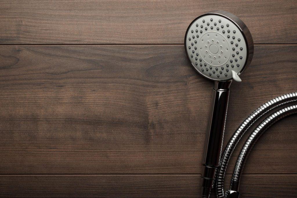 doccia igienizzata
