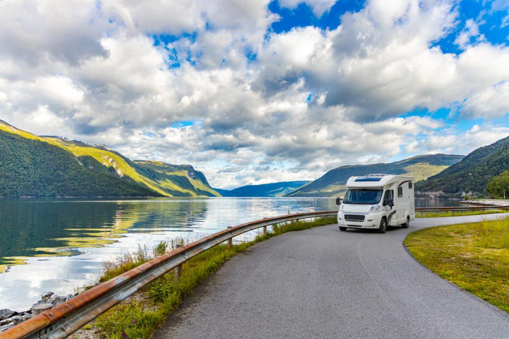 family vacation travel RV