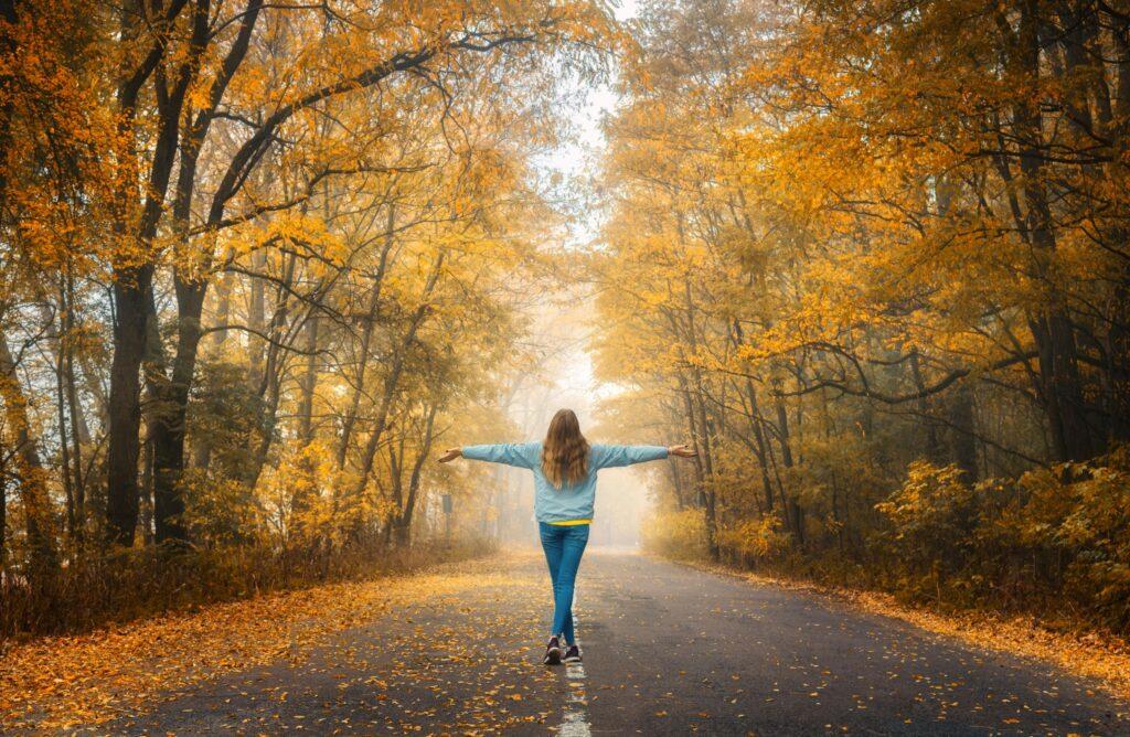 autunno rilassante
