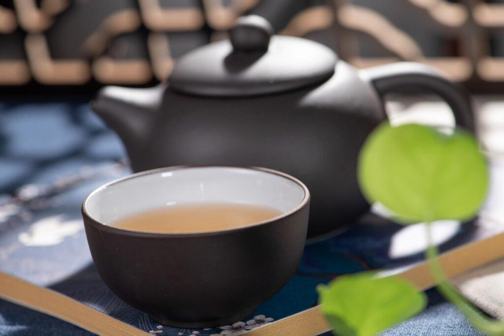 rito del tè