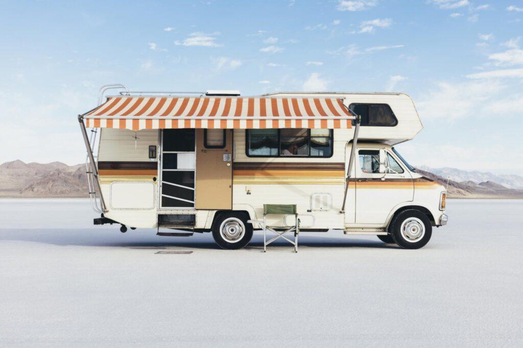 camper vintage