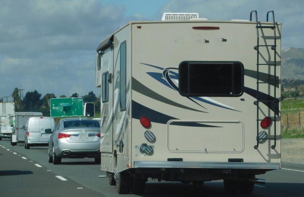 circolazione camper