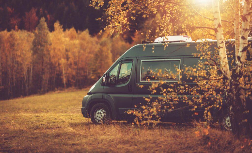 furgone camperizzato